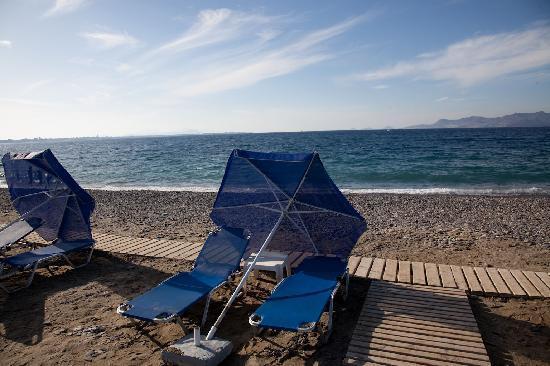 Kipriotis Village Resort: Beach