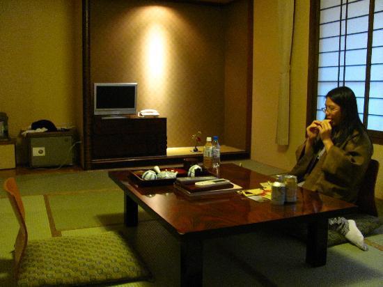 Kiso-machi, ญี่ปุ่น: Inside the Room