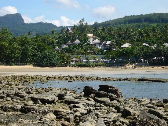 Nakamanda Resort & Spa: Nakamanda from the small island fronting it