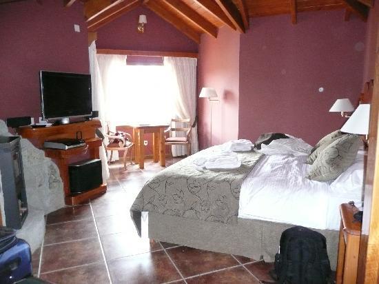 Charming - Luxury Lodge & Private Spa: habitación