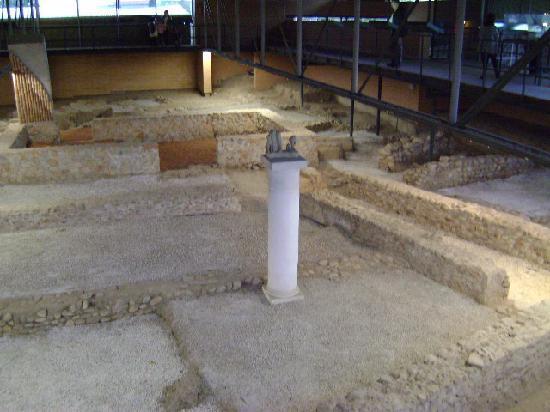"""Parque Arqueológico La Casa de Hippolytus: Parque Arqueológico, """"Casa Hippolytus"""", Alcalá de Henares, Madrid"""