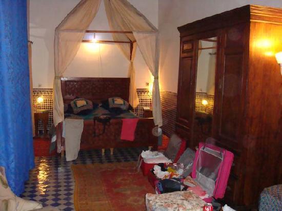 Riad Dar Al Batoul : Room