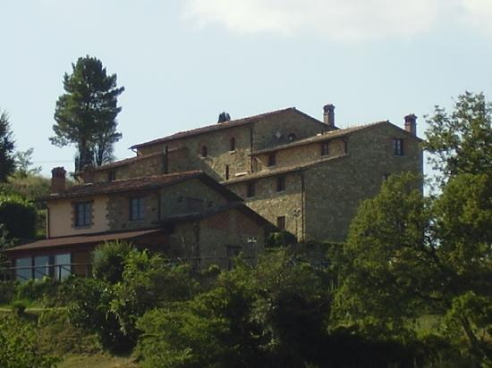 Citta di Castello, Italy: country house