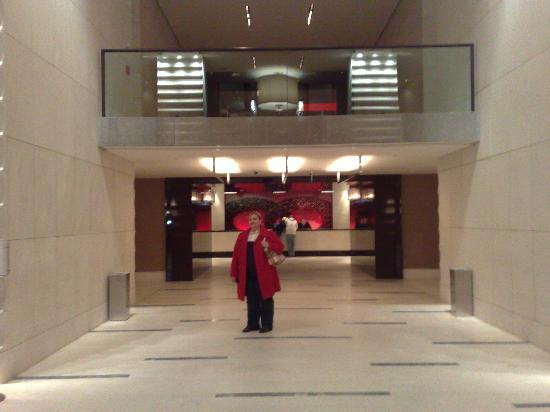 Hotel InterContinental Geneve: Hall