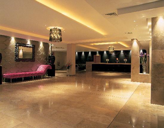 Hotel Kilkenny: Lobby