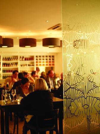 St. Moritz Hotel: St Moritz Restaurant