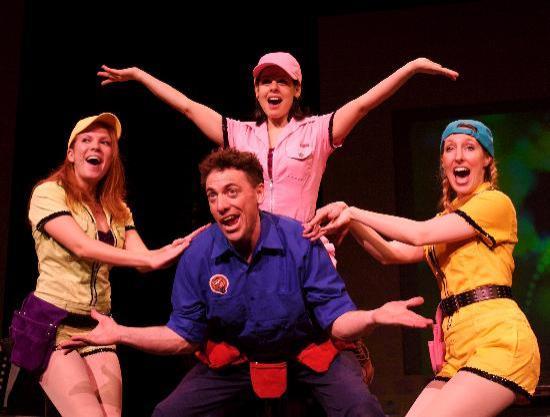 Cornerstone Playhouse: Song-Dance-Comedy_FUN