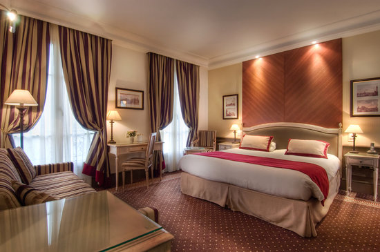 Best Western Premier Trocadero La Tour: Chambre Executive