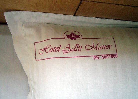 Hotel Adhi Manor: For piece of mind !