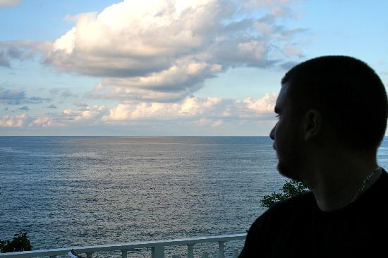 Prospect Plantation: The view