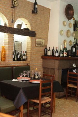 Restaurant Fermin: Rincon del local