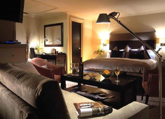 London Bridge Hotel: deluxe double