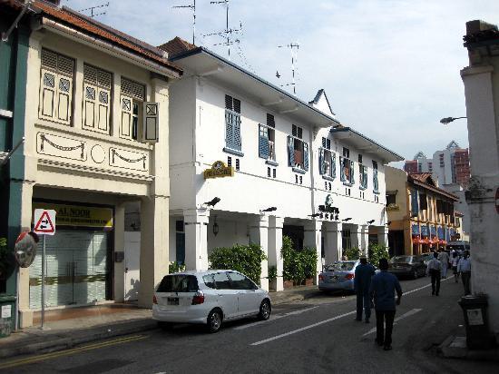 โรงแรมเปรัก: Perak Hotel