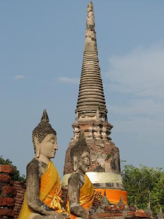 เดอะ 3 ซิส: Ayutthaya