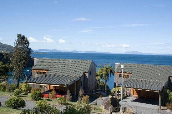 Oreti Village: Oreti Lodges/Apartments