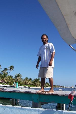 Coco Beach Resort: Laroy (good guy)