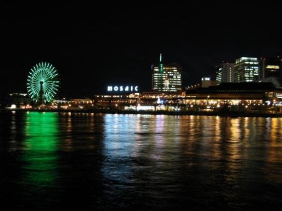 Kobe Harborland: 摩賽客購物中心