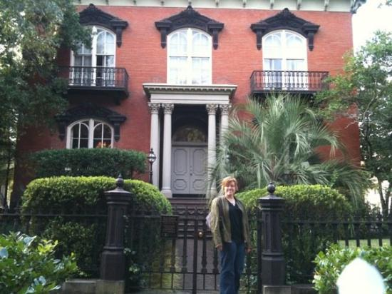 Mercer Williams House Museum: The Mercer house (from Midnight in the Garden of Good and Evil)