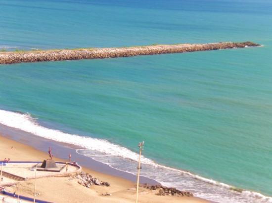 Fortaleza, CE : la vista del l'partamento che ero!!