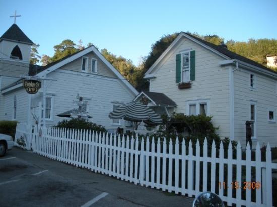 Bridge Street Inn: Bridge St. Inn; Cambria CA.