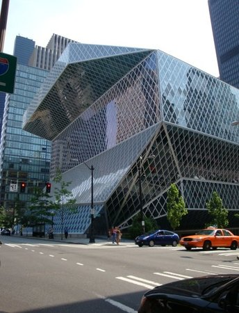 ‪Seattle Public Library‬