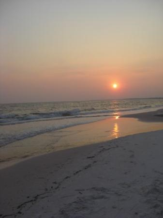 Mexico Beach Fl Sunset