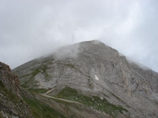 Bansko, Bulgaria: вр.Вихрен