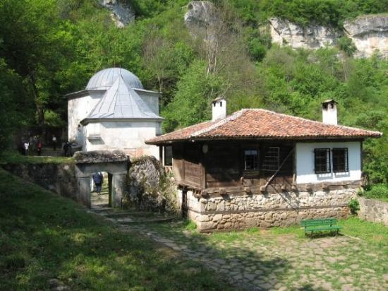 Razgrad Province, Bulgaria: с. Свещари - Демир баба теке