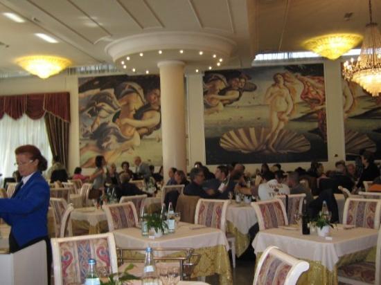 Hotel Terme Internazionale: Hotel Internazionale - Abano Terme Sala Pranzo