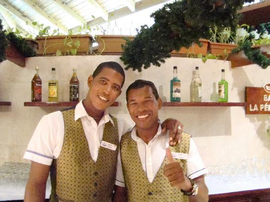 Sirenis Punta Cana Resort Casino & Aquagames: felipe et paolo the lobby bar 5*****