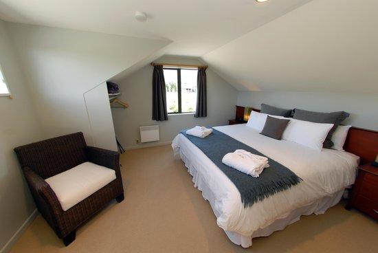 Mountain Range Boutique Lodge: Cosy Loft Room