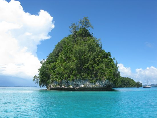 beautiful Rock Islands - Palau