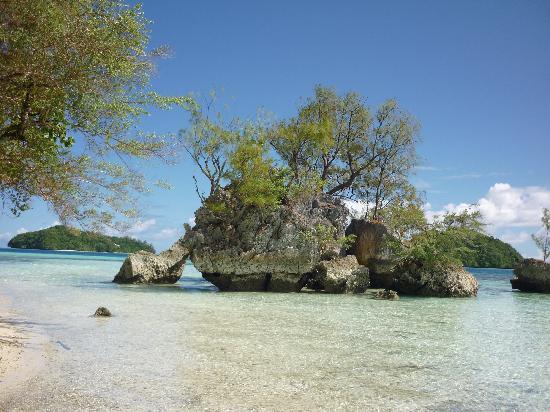 Flights To Rock Islands Palau