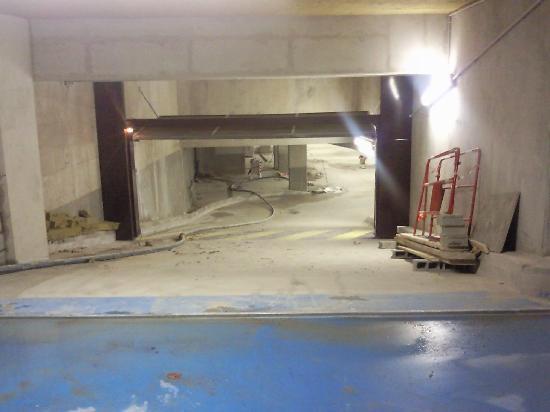 Adagio Access Nimes : Le parking