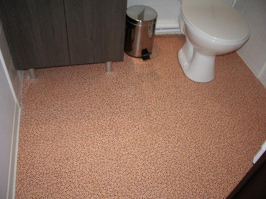 Sol de la salle de bain picture of adagio access nimes for Sol salle de bain