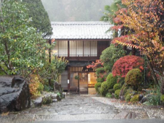 Ryokan Fujioto: Entryway