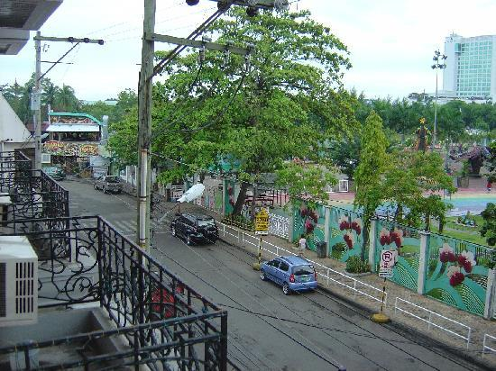 Casa Leticia Boutique Hotel : View 1 from 3rd floor room