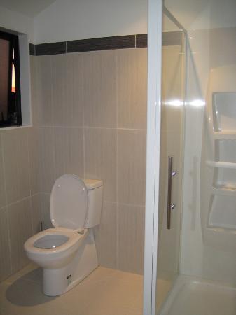 Ulster Lodge Motel: bathroom