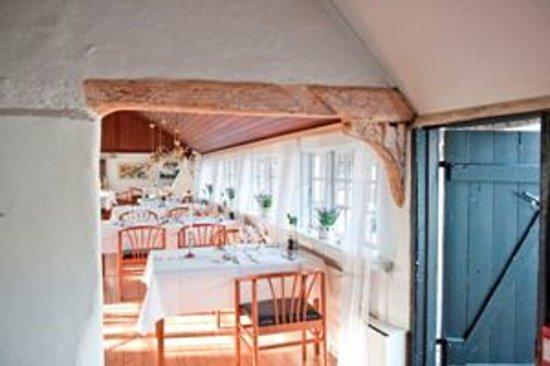 Laesoe Island, Denmark: Restaurant Strandgaarden Badehotel
