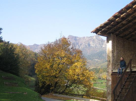 Joanetes, สเปน: entorno