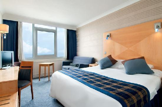 Best Western Palace Hotel & Casino: Double Deluxe Room