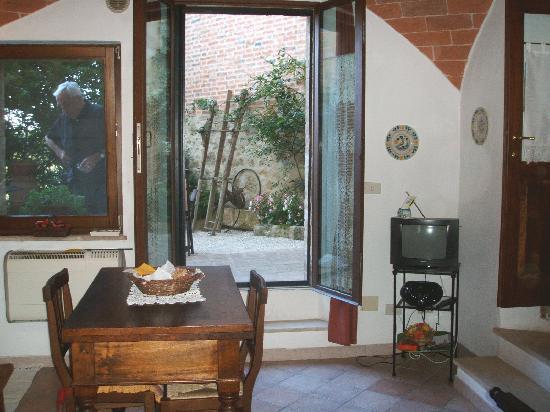 """Le Casine di Castello: Il Nido (""""The Nest"""") - our apartment"""