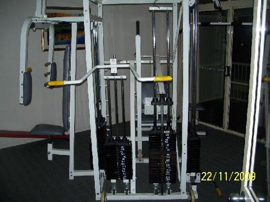 Quest on Story Bridge: Gym