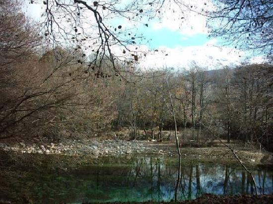 El Remanso de Gredos: Paisaje de los alrededores