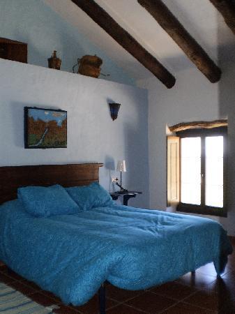 Cortijo El Horcajillo Casa Rural: Dormitorio