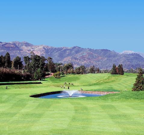 Hotel Rural A Quinta: Santo da Serra Golf course
