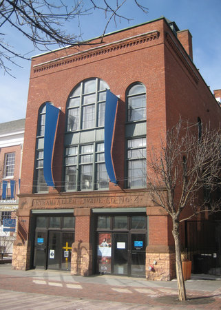 Burlington City Arts Center