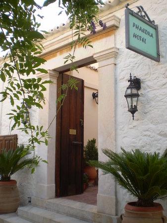 Phaedra Hotel