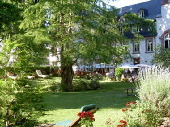 Hattenheim, Alemanha: Hotel Kronenschlösschen