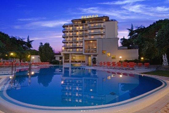 Hotel Eliseo Terme: Hotel Eliseo Montegrotto Terme